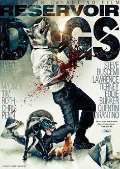 Reservoir Dogs Fan Poster quentin tarantino, dogs, movi poster, reservoir dog, film poster