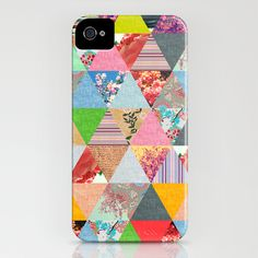 Lost in ▲ iPhone Case by Bianca Green - $35.00