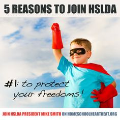 Are you considering joining HSLDA, but are uncertain as to what assistance your family will receive and the benefits involved? This week, Mike Smith explains just how HSLDA protects your right to homeschool and provides an abundance of guidance and resources to assist in your homeschooling journey.