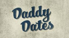Daddy/Daughter or Mommy/Son dates