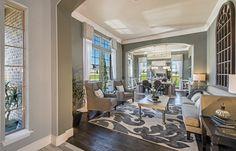 The Manor Plan at Carillon - The Villas, Dallas, TX