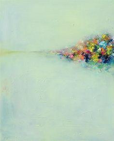 "Abstract Landscape Print (9"" x 11""), Yangyang Pan"