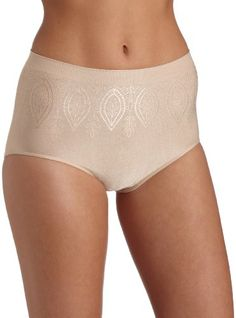 Bali Women`s Everday Seamless 2 Pack Smoothing Brief $11.33