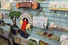 Giftshop, Beachwear and Decor - The Big Store, Crystal Beach TX