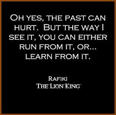 Wisdom from Lion King