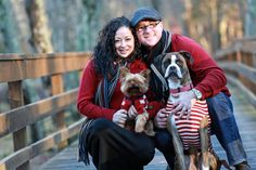 """Michelle Anastasio's Family: """"The meaning of family goes broader than sharing the same bloodline. I consider my closest friends, my husband, and even our two dogs family. I love, trust, and respect all of them individually and each provide the same in return."""""""