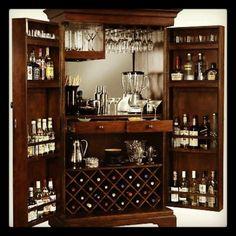 Dream home bar!