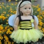 Free sewing patterns for American Girl Dolls