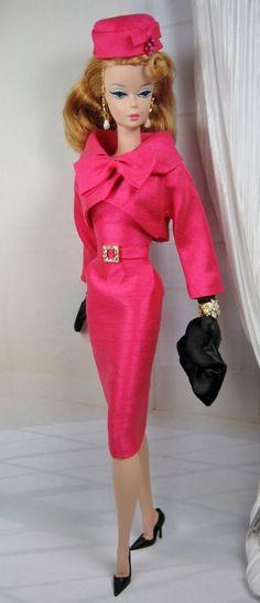 Tulipa for Silkstone Barbie OOAK Doll Fashion