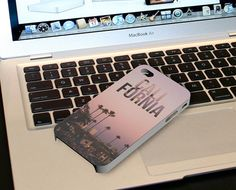 california iphone 4s and 4 case , iphone 5 case on Etsy, $14.99