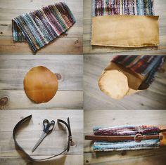 Sincerely, Kinsey: Yoga Mat Bag DIY