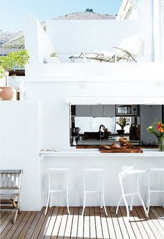 cape town home by the style files, via Flickr