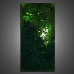 Eventart Garbe Schutzwa Peinture Contemporaine Deco Abstrait Tableau Moderne ART | eBay
