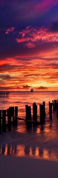 #Caribbean #Sunset
