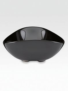 Donna Karan 7 Easy Pieces Pyramid Bowl Onyx Donna Karan