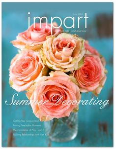 Impart Digital Magazine - Review by @thebluestockingbelle at The Curriculum Choice