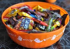 We crunched the data and ranked the 60 most horrifyingly fattening Halloween candies. A whopping 40% of candy had trans fat. What's the worst sugar bomb? Get it all here.