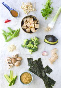Vegan Sushi Salad