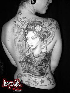 Geisha Photo: