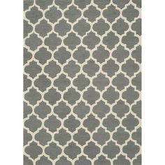 Simple Morocco Area Rug - Black area rugs, handtuft rug