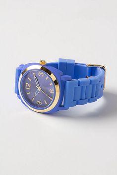 Viscid Watch - now in blue, my favorite!!