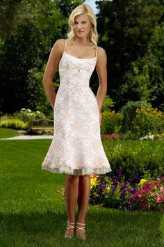 Pretty bridal shower dress :)