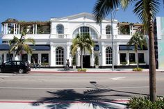 Brooks Brothers on Rodeo Drive.