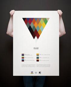 Dulux Colour Awards - Graphic Prints by Josip Kelava