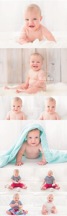 Pure, Simple Baby Session