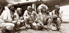 Our Heroes who were willing to fight in spite of their mistreatment...Tuskegee Airmen