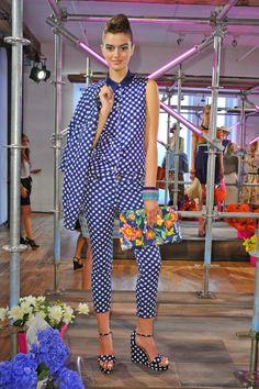 2013 readytowear, fashion weeks, polka dots, style, runway