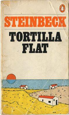 Tortilla Flat- John Steinbeck