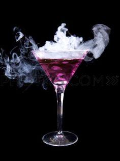 purple signature drink ideas