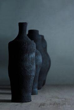 華  Vase