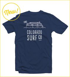 """Wild Fire Tees has new """"Flood Relief"""" shirts- 100% of the proceeds will benefit statewide emergency relief and those affected by the flooding in Colorado."""