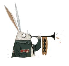 Julia Sarda illustration from 'Alice's Adventures in Wonderland'. I LOVE these illustrations!!!! <3