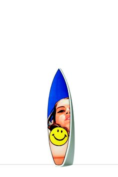 Richard Phillips Goes Surfing. wmagazine.com