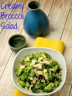 Creamy Broccoli Sala