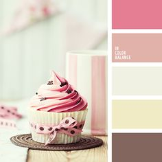 sweet palette | More on: http://www.pinterest.com/AnkAdesign/palettes/