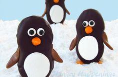 Cute Nutter Butter Penguins