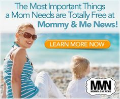 Join Mommy & Me News Now! - Be entered in thier #Giveaway, Get #Free #Samples, Discounts and much more!