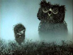 Мультфильм  Ежик в тумане