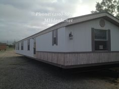 $31,900 (210)-887-2760 http://mhdeals.net/gallery/singlewide-trailers/San-Antonio-TX-1998PHR32-21 3 bedrooms and 2 bathrooms 1,376 square feet (18x76) Single Wide mobile home. The exterior has both low maintenance metal siding and roofing. This home is all electric. The interior has ceiling fans in most rooms. Living room has a mirror setup above it's ceiling, a mirror is set up at the front entrance. The home has a unique style kitch... Check out our site for more info and pics LIC 36155