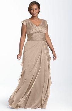 chiffon petal, wedding dressses, evening dresses, plus size, bridesmaid dresses