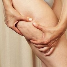 How to get rid of cellulite - with a simple DYI treatment. Repin