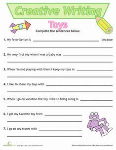 descriptive writing for first grade