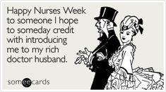 Happy Nurses Week.