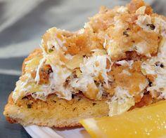 Baked Crab Dip