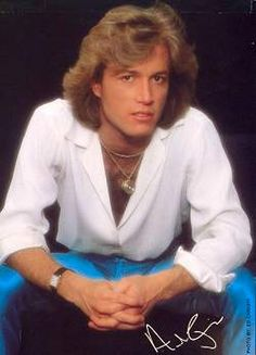 Andy Gibb, my first crush