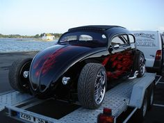 Not bug guy, but if I were this would work' hope there's something worth having under the rear hood!!